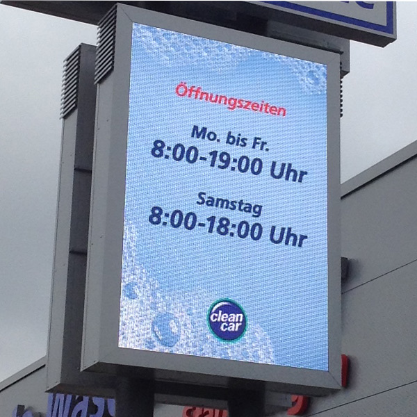 Easy-DS für Video- / LED-Screens